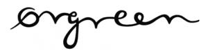 Orgreen Eyewear Logo
